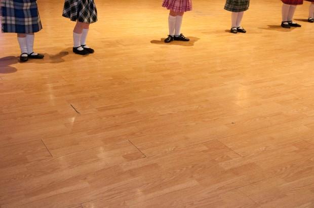 small dancers feet