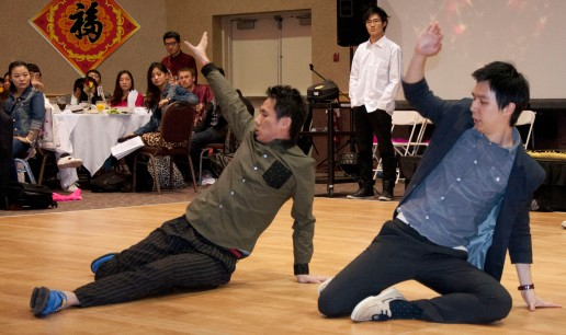CNY Popping dance 3