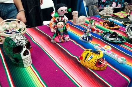Mexican Booth Trinkets