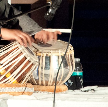 tein taal tabla fingers close