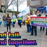 Pride Parade: April 5th