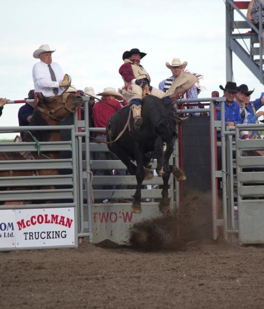 Rodeo 36 Cash Kerner