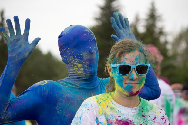 burst of colour run like 16