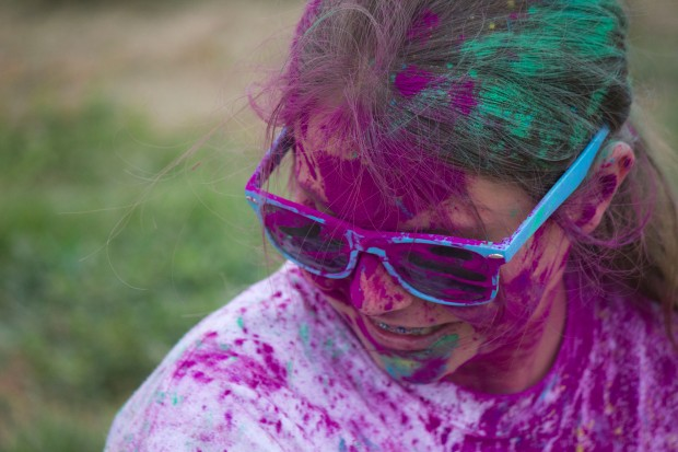 burst of colour run like 18