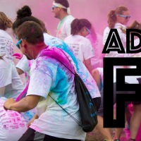 Burst of Colour Run: July 27