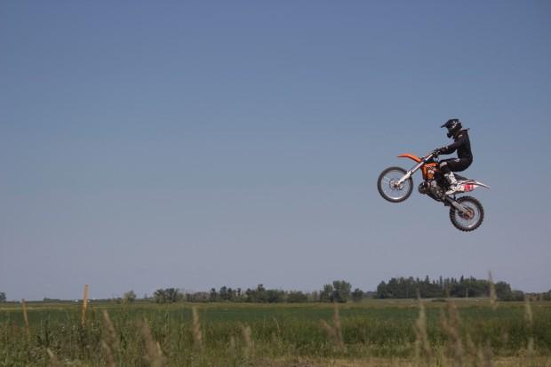 Canada day motorbike 2