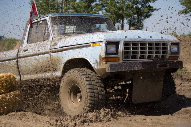 Canada day mud bog perfect 2