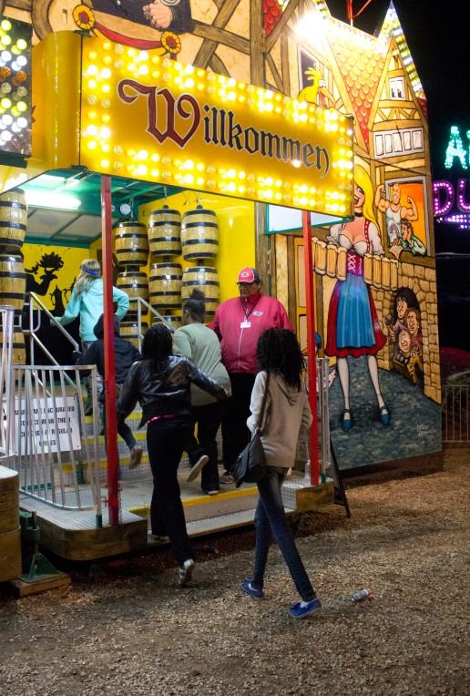 Carnival dark chuckoo house 2
