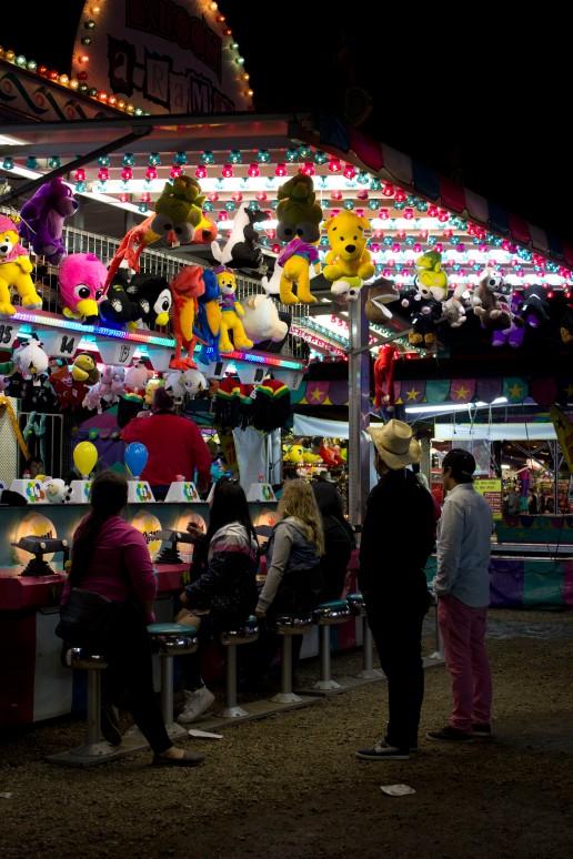 Carnival dark game