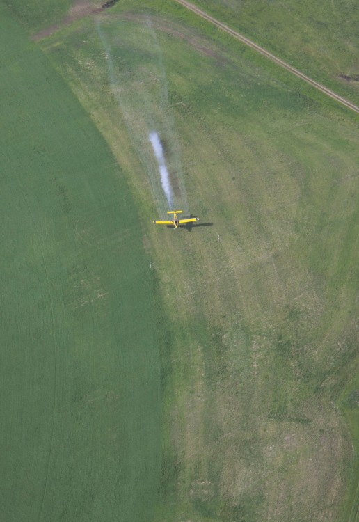 Flight 15- Crop Duster 8