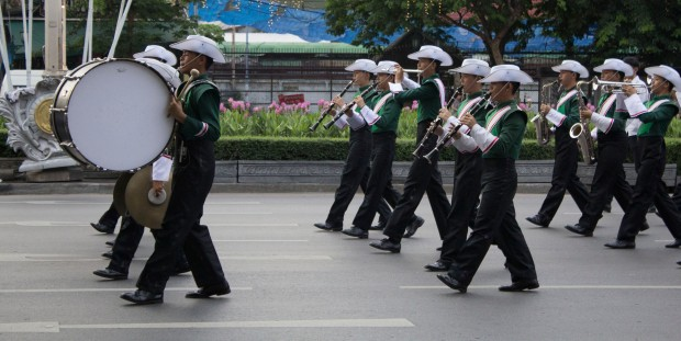 marching 12
