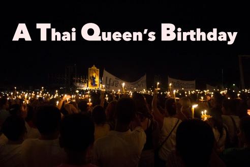 thai queen title