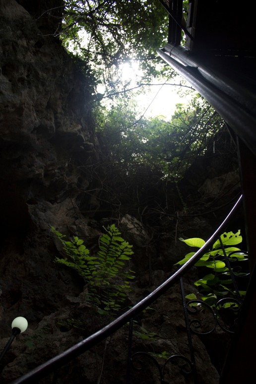 climb ups stairwell