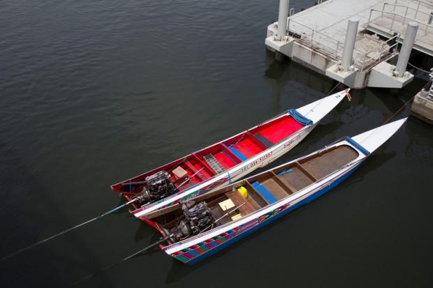 fast boats Kanchanaburi