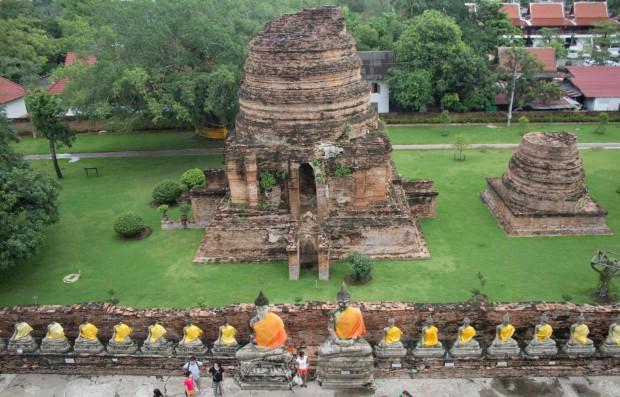 Ayuttaya Temple temple