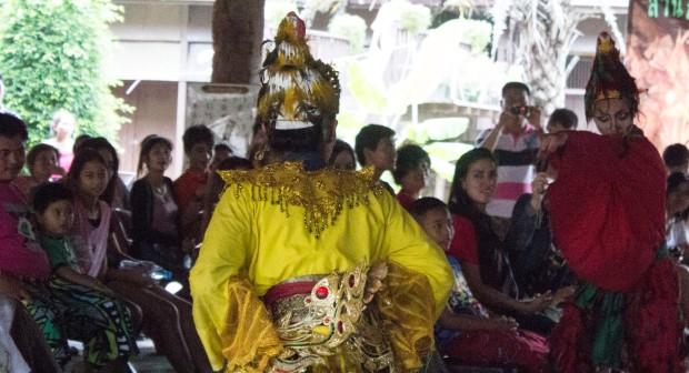 Ayuttaya market theatre 9