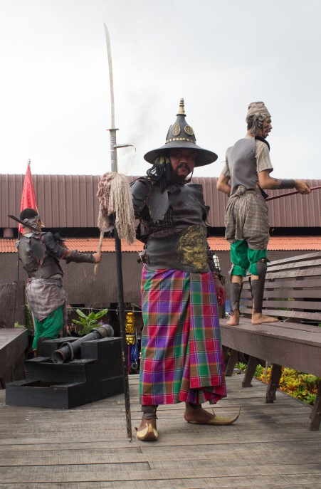 Ayuttaya market theatre