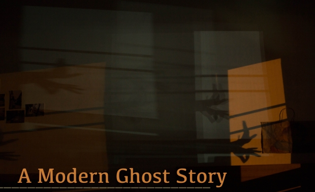 A modern ghost title