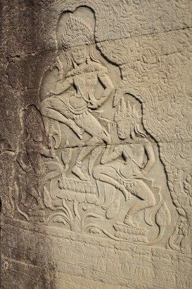Bayon temple 11