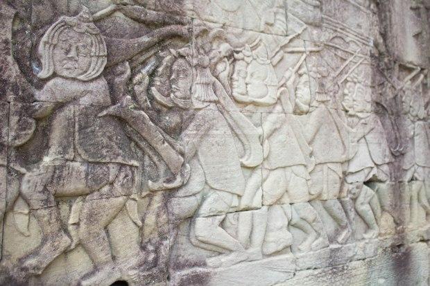Bayon temple 12
