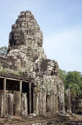 Bayon temple 6