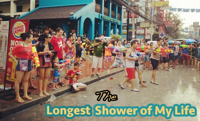 Bangkok Songkran: April 13th to 15th