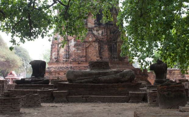 Ayutthaya with Burmese-18