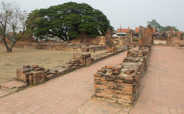 Ayutthaya with Burmese-23