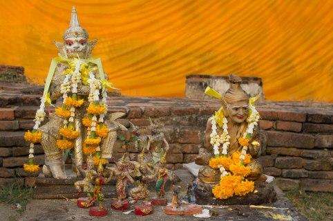 Ayutthaya with Burmese-43