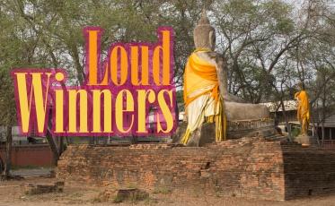 loud winner title