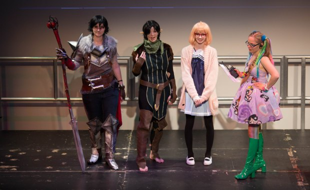 CamCon Cosplayers -16