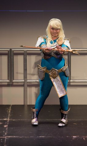 CamCon Cosplayers -3