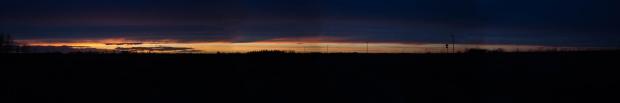 Sunset Alberta 1