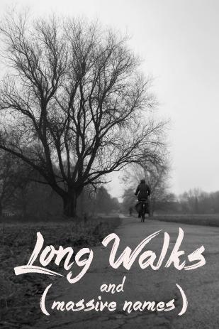 English Rain Walk title