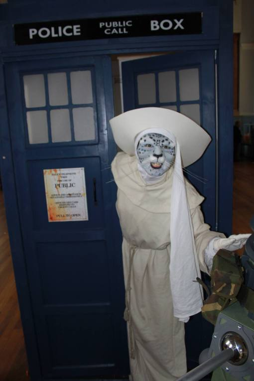 Catkind Dr Who