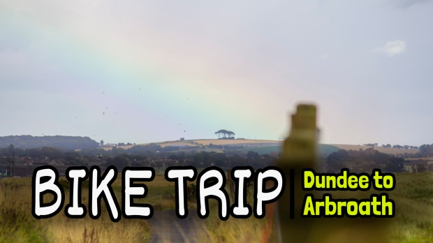 Bike Trip Dundee to Arbroath