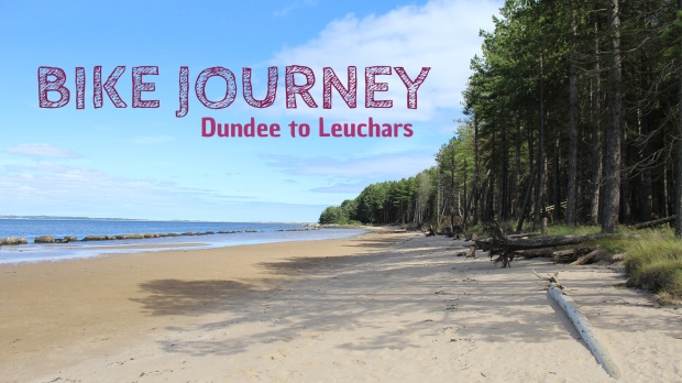 Bike Dundee to Leuchars